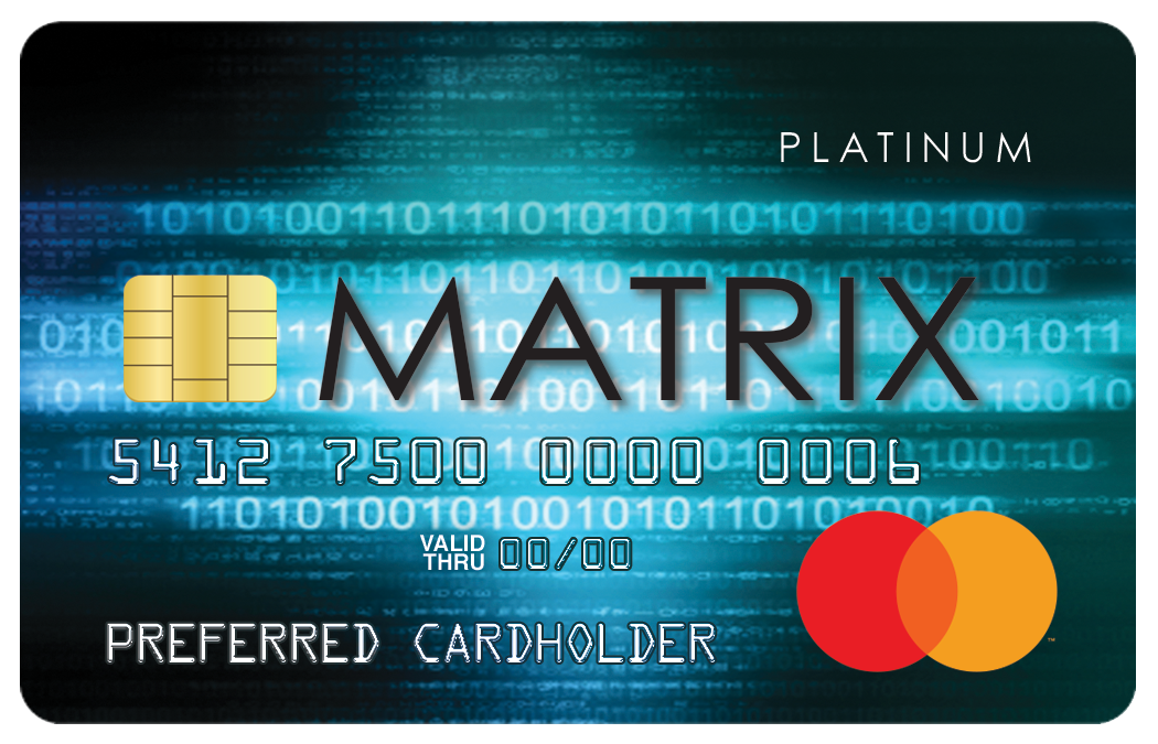 matrix credit card